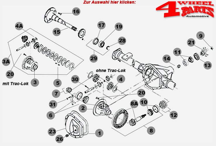 Jeep Cherokee Fuel System Parts moreover Hinterachse Dana 35 XJ 90 01 besides Illust Ref c Exhaust also HP PartList in addition Tj Suspension. on jeep cherokee parts xj