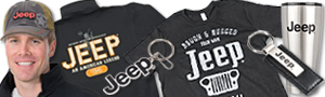 Jeep Clothing & Lifestyle Article