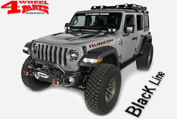 new jeep wrangler jl and unlimited spare parts and