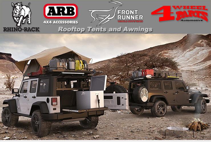 Jeep Wrangler JK Rooftop Tents u0026 Awnings u0026 Outdoor Accessories & 4 Wheel Parts | Jeep Wrangler JK Rooftop Tents u0026 Awnings u0026 Outdoor ...