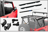 jeep wrangler tj exterieur zubeh r 4 wheel parts. Black Bedroom Furniture Sets. Home Design Ideas
