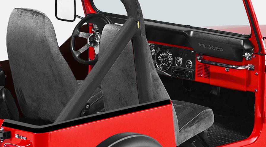 Jeep Cj5 Cj7 Cj8 Spare Parts And Accessories 4 Wheel Parts