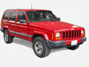 Jeep Cherokee XJ spare parts accessories