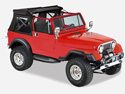 Jeep CJ5 CJ6 CJ7 CJ8 spare parts accessories
