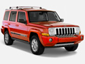 Jeep Commander XH spare parts accessories