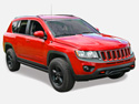 Jeep Compass spare parts accessories