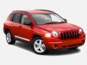 Jeep Compass MK versions, engines and transmissions