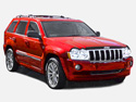Jeep Grand Cherokee WH spare parts accessories