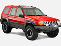 Jeep Grand Cherokee ZJ spare parts accessories