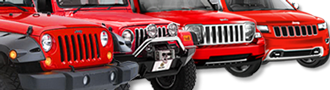 Jeep model versions, engines and transmissions