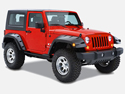 Jeep Vehicle Identification Number year 2005-2010 Wrangler JK