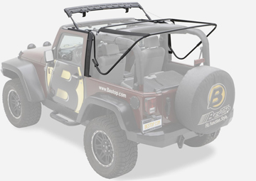 Superior Feature: Original Soft Top (without Fold Back Sunroof) ...