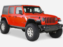 Jeep Wrangler JL spare parts accessories