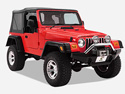 Jeep Wrangler TJ spare parts accessories