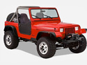Jeep Wrangler YJ spare parts accessories