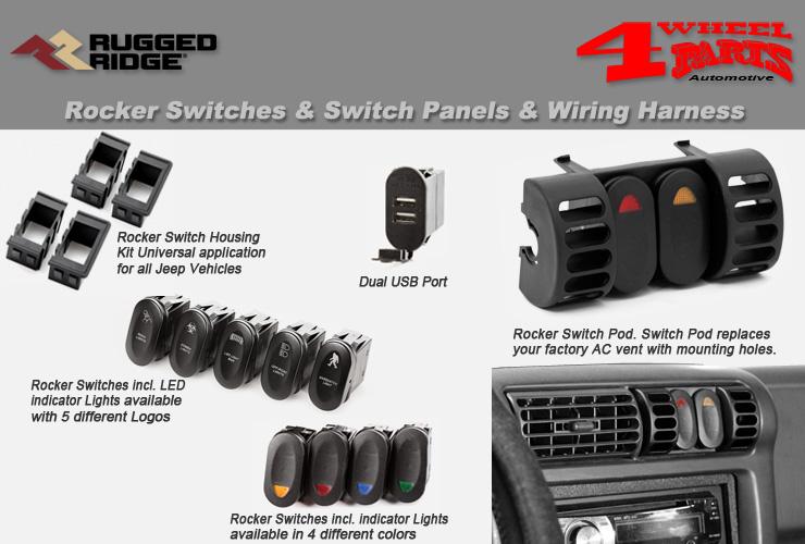 Jeep Tj Rocker Switch Wiring. Jeep. Wiring Diagrams Instructions