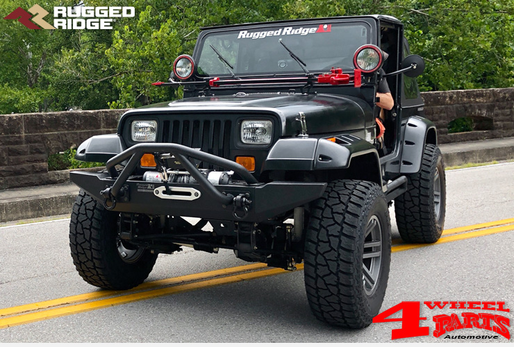 Rugged Ridge 11602.06 Rear Right Factory Style Fender Flare