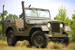 Willys M38-A1 1952-1971