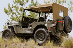 Willys M38 1950-1952