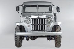 Jeep Willys Pickup 1947-1965