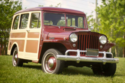 Willys Station Wagon 1946-1965