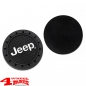 "Preview: Cup Holder Coaster from PVC with ""Jeep Logo"""