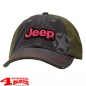 "Preview: Base Cap Jeep ""Black Olive"" Stone Washed from Mopar"
