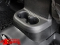 Preview: Charcoal Cup Holder Rear Accent Jeep Wrangler JK year 11-18