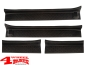 Preview: Entry Guard Set 4 pce. Black Thermoplastic Wrangler JL 18-19 4-doors
