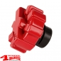 Mobile Preview: Tankdeckel Aluminium Elite Serie rot Wrangler JK Bj. 07-18