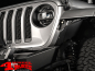 Preview: Head Light Guard Set Textured Elite Wrangler JL year 18-20