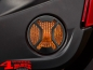 Preview: Turn Signal Light Guard Set Textured Elite Wrangler JK year 07-18