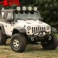 Preview: Lampenbügel Lowering Kit schwarz Wrangler JK Bj. 07-18