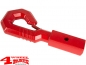 Preview: US Receiver Hitch Tow Hook Red Universal Fit GIGA