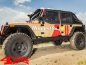 Preview: Flankenschutz XHD Rock Sliders Wrangler JK Bj. 07-18 4-Türer