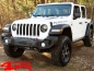 Preview: Front Bumper Spartacus Steel Black Wrangler JL year 18-19