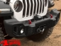 Preview: Front Bumper Spartacus Winch Kit 2-pieces Wrangler JL year 18-20