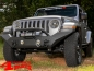 Preview: Frontbügel Spartan Bumper High Clearance Ends Wrangler JL Bj. 18-19