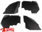 Preview: Fender Liners Front Inner Aluminum Jeep Wrangler JK year 07-18