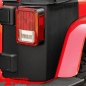 Preview: Body Corner Guards 2 pce. smooth Wrangler JK year 07-18 2-doors