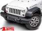Preview: Grille Front Mask NightHawk PW7 (Bright White) Wrangler JK 07-18