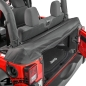Preview: Soft Top Storage Boot in Black Diamond Wrangler JK year 07-18 2-doors