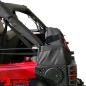 Preview: Soft Top Storage Boot in Black Diamond Wrangler JK year 07-18 4-doors