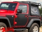 Preview: Body Protection Panels magnetic Wrangler JK year 07-18 2-doors