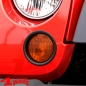 Preview: Turn Signal Bezels Kit in Black Jeep Wrangler JK year 07-18