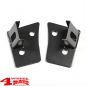 Preview: Windshield Light Brackets Black incl. Lights Wrangler JK year 07-18