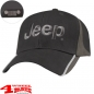 "Preview: Base Cap Jeep Logo embroidery in ""Dark Grey Sand"" from Mopar"