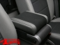 Preview: Arm Rest Pad Neoprene Black / Gray Wrangler JK year 07-10