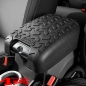 Preview: Arm Rest Pad Cover Polyurethane Black Wrangler JK year 11-18