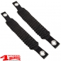 Mobile Preview: Grab Handles Pair Black Rear Side or Front A-Pillar Paracord JK JL
